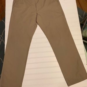 Banana Republic Khaki Pants 35*32 Men